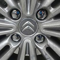 新世嘉 C4L C5轮胎螺丝帽 铝合金轮毂装饰帽 新世嘉三厢改装专用 价格:1.90