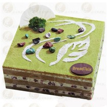 面包新语/BreadTalk 广州生日蛋糕 抹茶园Greenland  蛋糕配送 价格:178.00