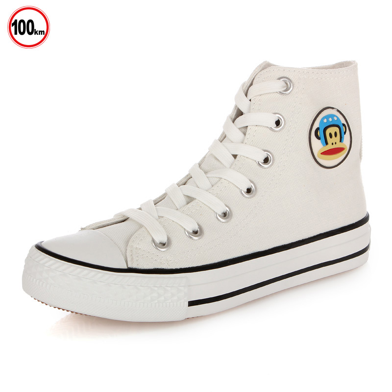 大嘴猴/100KM&PF鞋子正品女子休闲单鞋帆布鞋 CAH211B 价格:179.00