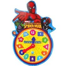 正版书籍/蜘蛛侠造型时钟:超级英雄就是我!/黄穗,等编 价格:9.10