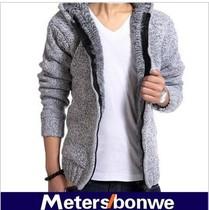 美特斯邦威男装 外套服加厚连帽冬季棉衣美邦棉衣男保暖加绒外套 价格:69.00