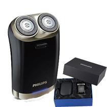 飞利浦 复古型USB充电式电动剃须刀HS199 礼品包装 配旅行软袋 价格:443.00