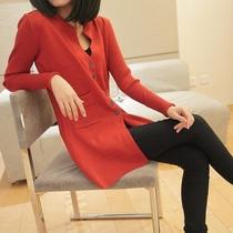 2013春秋新款韩版修身显瘦毛衣开衫外套 女士时尚百搭针织衫薄款 价格:69.01