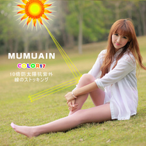 春夏新款10D加长款包芯丝 糖果 丝袜 防紫外线17色 M8 价格:16.80