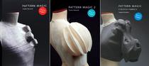 Pattern Magic 1-3 (中道友子-魔法裁剪)英文版 价格:445.00