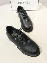 2013秋季新款初秋平底鞋平跟女单鞋潮韩版 欧美复古英伦风女鞋 价格:59.00