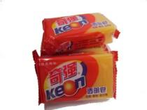 奇强透明洗衣皂 260g 36块/件 专业批发 江浙沪皖鲁满2箱包邮 价格:2.30