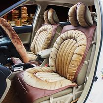 普拉多路泽霸道/CRV/S6/ix35汽车坐垫秋冬季毛绒座垫保暖坐垫车垫 价格:688.00