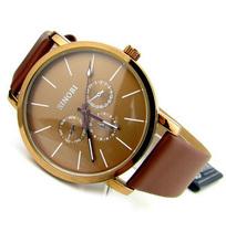 正品SINOBI休闲皮带手表高档男表男士手表时装手表男 防水复古表 价格:35.00