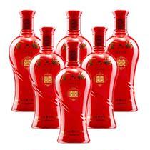 限时抢购 金六福喜酒 52度 475ml 6瓶套装 婚宴用酒 价格:242.00