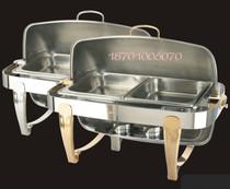 正品SUNNEX新力士X34289UQ全钢镀钛双盆全翻盖自助餐炉布菲炉促销 价格:1400.00