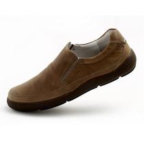 爱步男鞋正品代购套脚商务休闲鞋船鞋驾车鞋韩版新款男式真皮皮鞋 价格:248.00