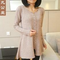 外贸原单秋装新款修身显瘦精品针织羊绒衫麻花A字型羊绒毛衣女装 价格:98.00