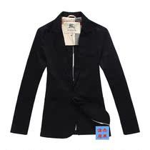 专柜同步burberry/巴宝莉男式春装休闲西服 男士修身外套西服包邮 价格:544.00