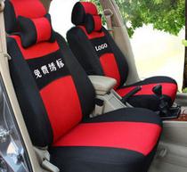 江铃宝典宝威陆风X5X8加厚纯三明治汽车座套座椅套坐椅套坐套 价格:155.00