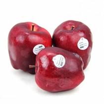 爱吃鲜果吧 美国进口 新鲜水果 红蛇果 苹果5个装江浙沪包邮 价格:68.00