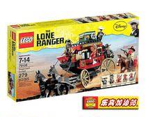 【乐高加油站】LEGO 79108 乐高正品 独行侠 马车大逃亡 价格:268.00