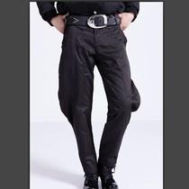 时尚精品女装薄款新款长裤中腰阔腿裤原创设计休闲裤 黑白 个性 价格:239.00