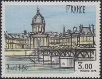 法国1978年Buffet的作品 世界名画  绘画艺术系列 价格:5.00