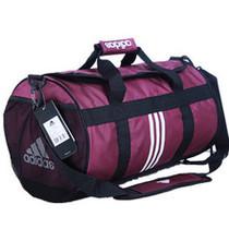正品阿迪达斯单肩斜挎包男女圆桶包健身包旅行包运动包圆筒包包邮 价格:95.00