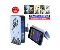 奥威 莫尼卡M008 皮套 手机套 卡通 纯色商务皮套 保护套 保护壳 价格:28.00