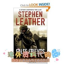 False Friends (The 9th Spider Shepherd Thriller) 价格:8.00
