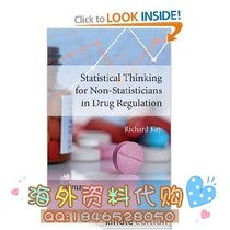 Statistical Thinking for Non-Statisticians in Drug 价格:72.00
