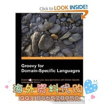 Groovy for Domain-Specific Languages 价格:8.00