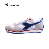 迪亚多纳正品男鞋 运动鞋 休闲运动鞋 男时尚透气滑板鞋 跑步鞋男 价格:348.60