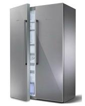 正品 博世 德国进口 组合冰箱KSR38S70+GSN32S70 联保+发票+安装 价格:49560.00