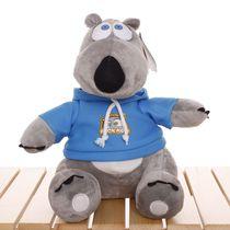 倒霉熊 毛绒玩具 倒霉熊 公仔 正版 大号  可爱 女孩 布娃娃 价格:20.80