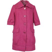 阿依莲 尾单 剪标 款式百搭休闲 中长款羊毛外套(X2010) 价格:39.00