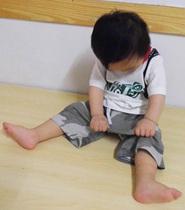 外贸童装2013新款夏装男童迷彩七分裤男孩中裤短裤BK2012 价格:5.00