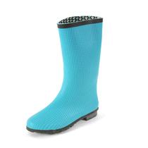 酷芭达人 品牌日单女装雨鞋时尚女士雨靴 韩版高筒水鞋 价格:45.00