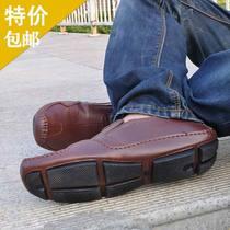 2013新款韩版潮鞋男鞋豆豆鞋流行皮鞋英伦懒人鞋男款驾车休闲鞋子 价格:118.00