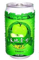 【天猫超市】天地壹号 苹果醋330ML/罐美妙滋味营养丰富休闲享受 价格:3.50