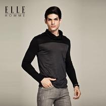 法式奢品精英商务系列ELLE男装专柜长袖黑色 价格:428.00