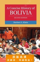 A Concise History of Bolivia (Cambridge Concise Histories)-H 价格:7.50