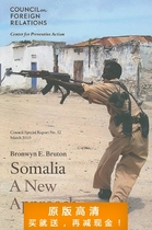 Somalia: A New Approach (Council Special Report)-Bronwyn E. 价格:7.50