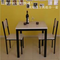 包邮江浙沪特价 餐桌 餐馆餐桌 饭店 简易桌子 家用 组合 饭桌椅 价格:110.00
