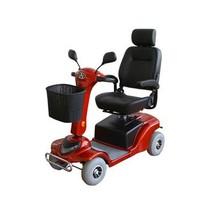 正品爱司米J50FL-S 老年人电动四轮代步车 红色电动四轮残疾车 价格:6500.00