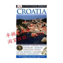 Croatia/DK Eyewitness Travel Guide/Leandro Zoppe/正版书籍 价格:95.00