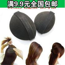 满9.9包邮  韩版美发工具发垫蓬蓬垫公主头蓬松盘发器蓬发增高器 价格:5.20