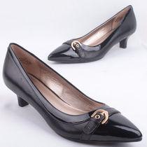 专柜正品JOAN DAVID2013外贸女鞋 低跟尖头羊皮OL风单鞋 通勤鞋 价格:338.00