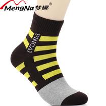 8双包邮梦娜品彩男袜子 男士夏季薄款棉袜 运动袜 防臭男人袜短袜 价格:7.50