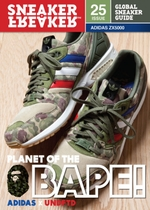 三方联名 BAPE x Undefeated x Originals ZX5000 Q34751男鞋 价格:287.00