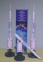 长征火箭模型 神舟十号 CZ-2F 航天礼品中方投智 价格:8.80