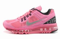 专柜正品耐克NIKE运动鞋2013春AIR 全掌气垫女跑步鞋 555363-601 价格:955.00