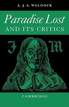 【预订】Paradise Lost: And Its Critics 价格:264.00