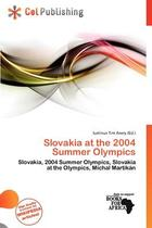 【预订】Slovakia at the 2004 Summer Olympics 价格:785.00